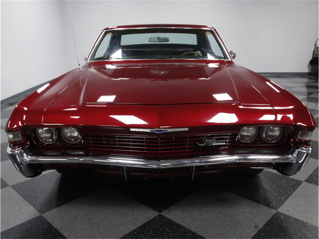 1968 Chevrolet Impala Ss For Sale Cc 959506 Custom Coupe Large Picture Of 68 Kkcy