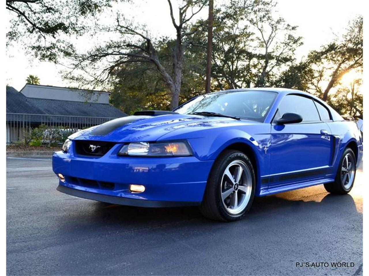 Large Picture of '03 Mustang - KKDW