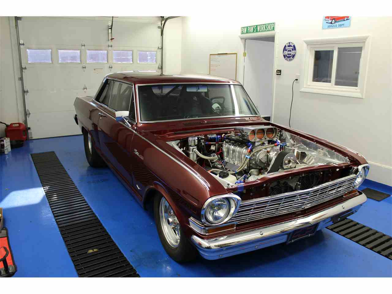 1964 Chevrolet Nova SS for Sale | ClassicCars.com | CC-959549