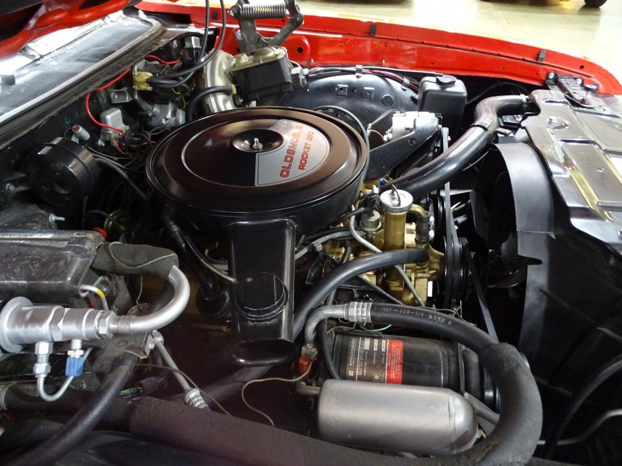 1972 Oldsmobile Cutlass For Sale Cc 950969 Old 350 Rocket Engine Large Picture Of 72 Kdrt