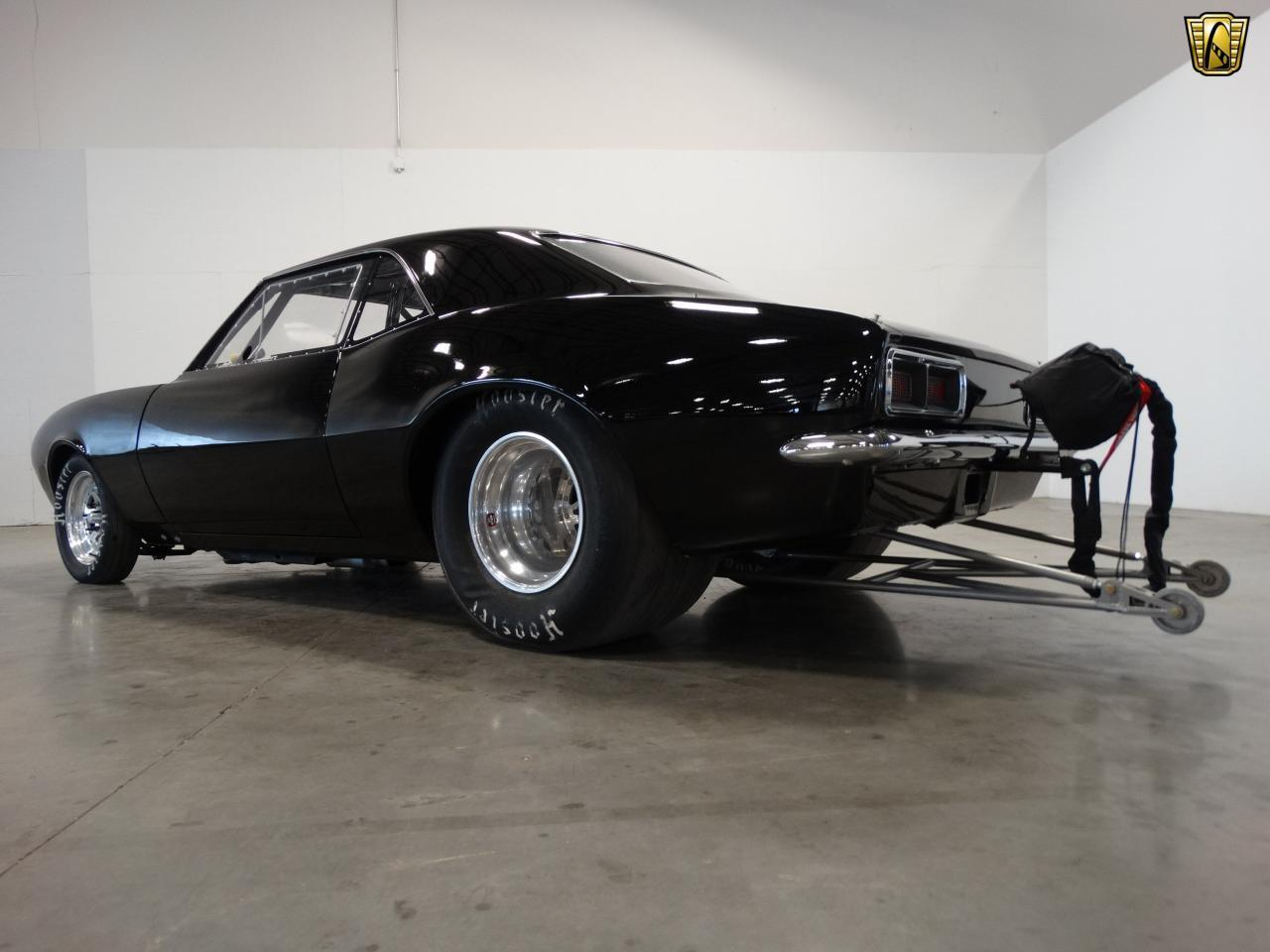 Large Picture of '68 Camaro - KDRV