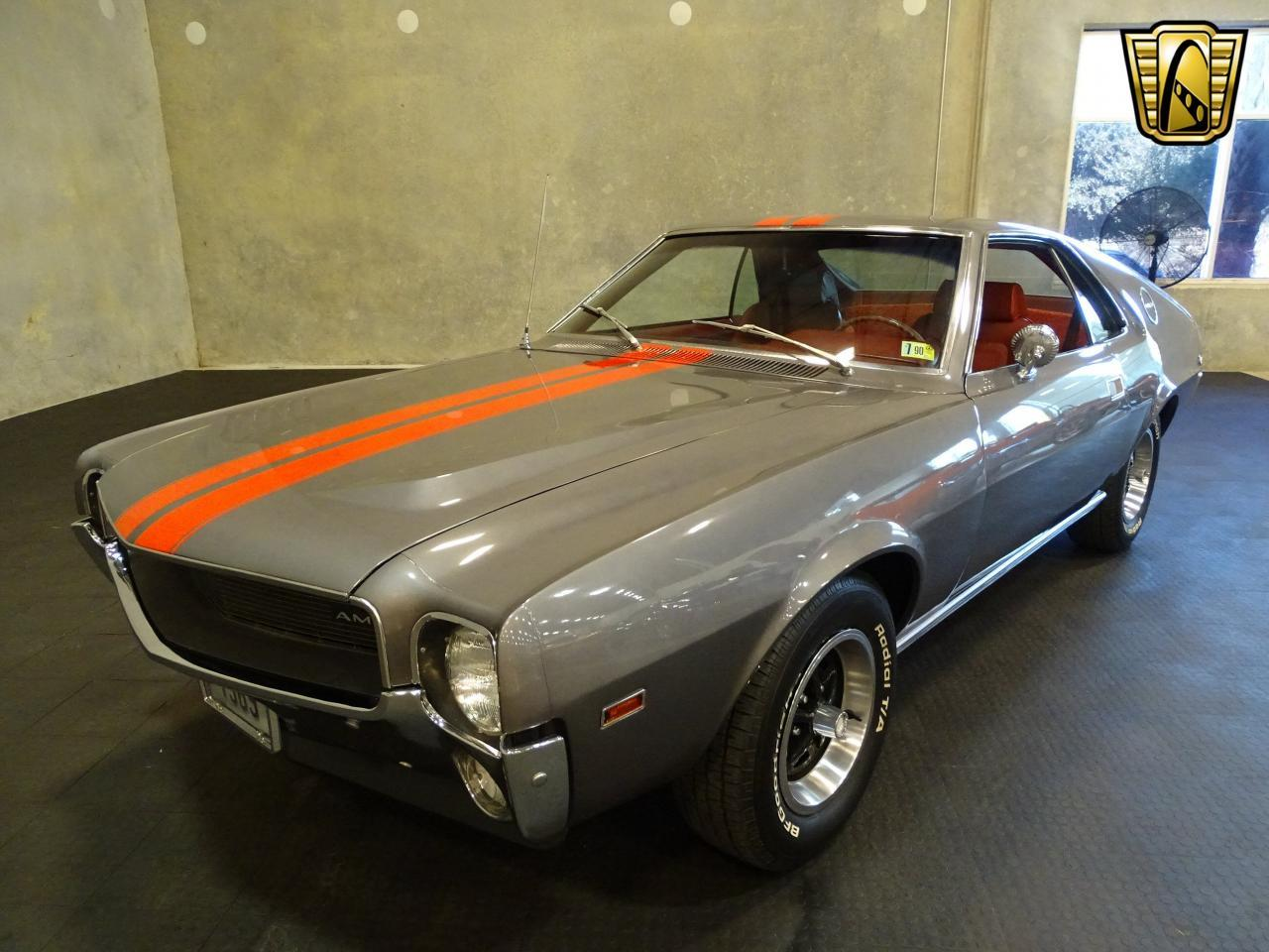 Large Picture of '69 AMX - KDRY