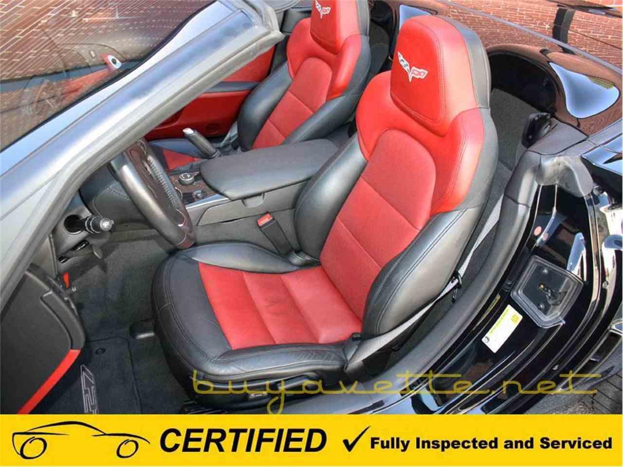 Large Picture of '13 Corvette - KKJX