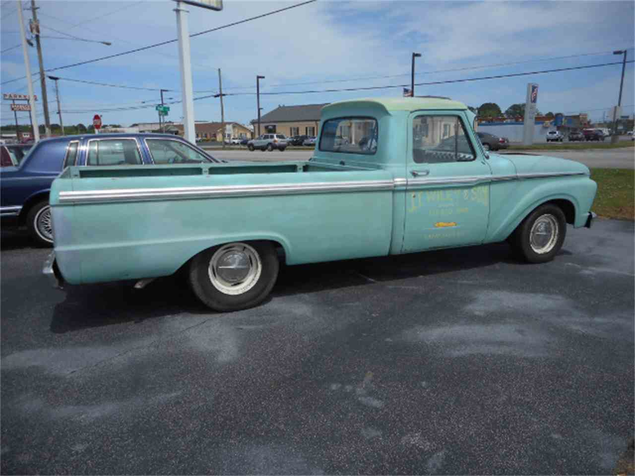 Large Picture of 1965 Ford 1/2 Ton Pickup located in Greenville North Carolina Offered by Classic Connections - KKK7