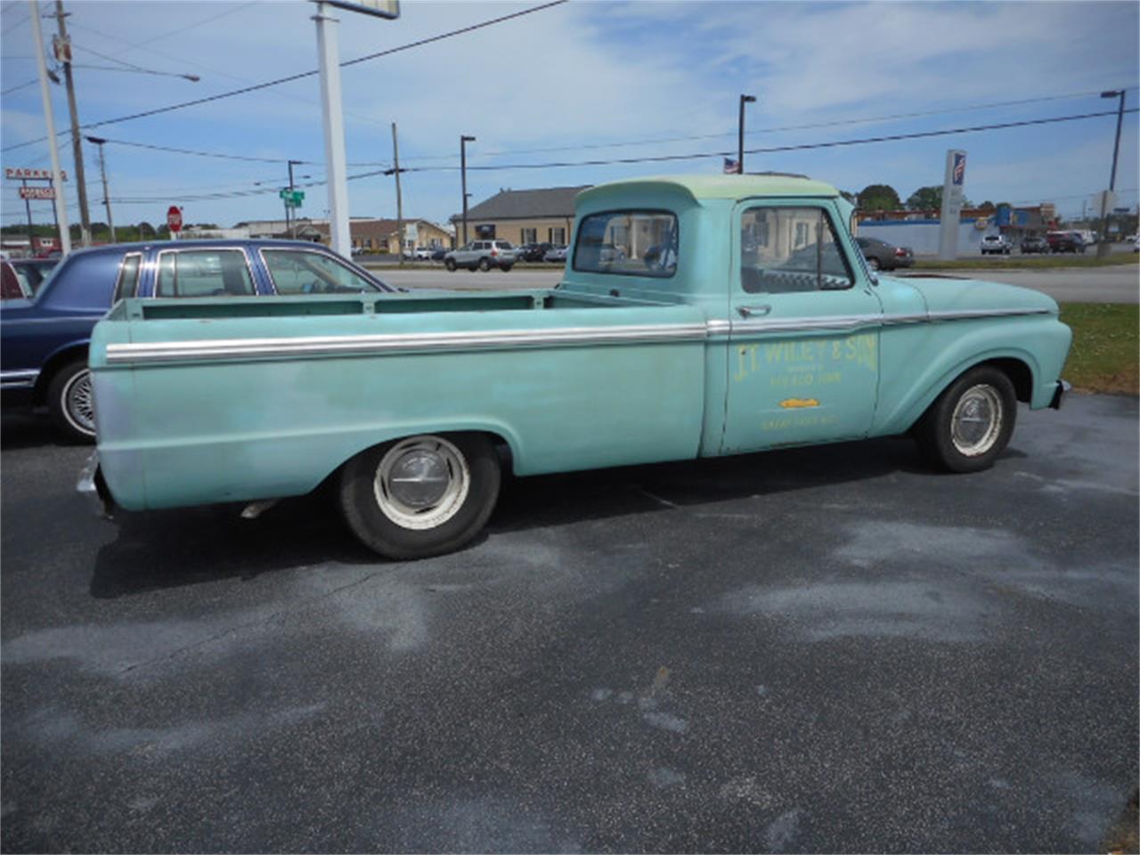 Large Picture of 1965 1/2 Ton Pickup - KKK7