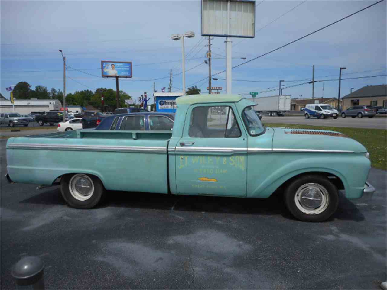 Large Picture of '65 1/2 Ton Pickup located in North Carolina Offered by Classic Connections - KKK7