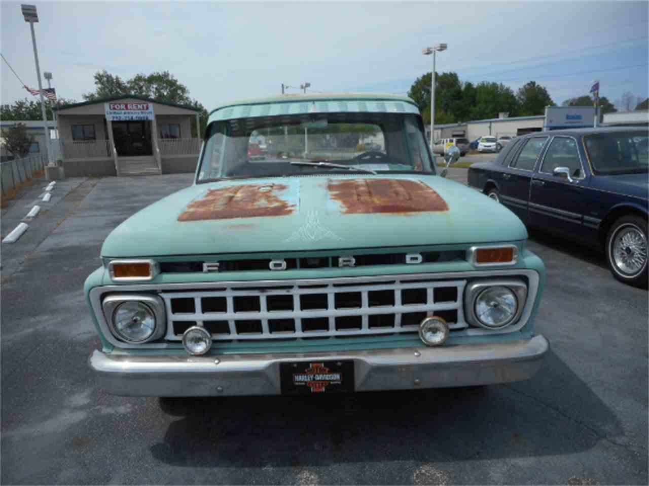 Large Picture of Classic 1965 1/2 Ton Pickup located in Greenville North Carolina Offered by Classic Connections - KKK7