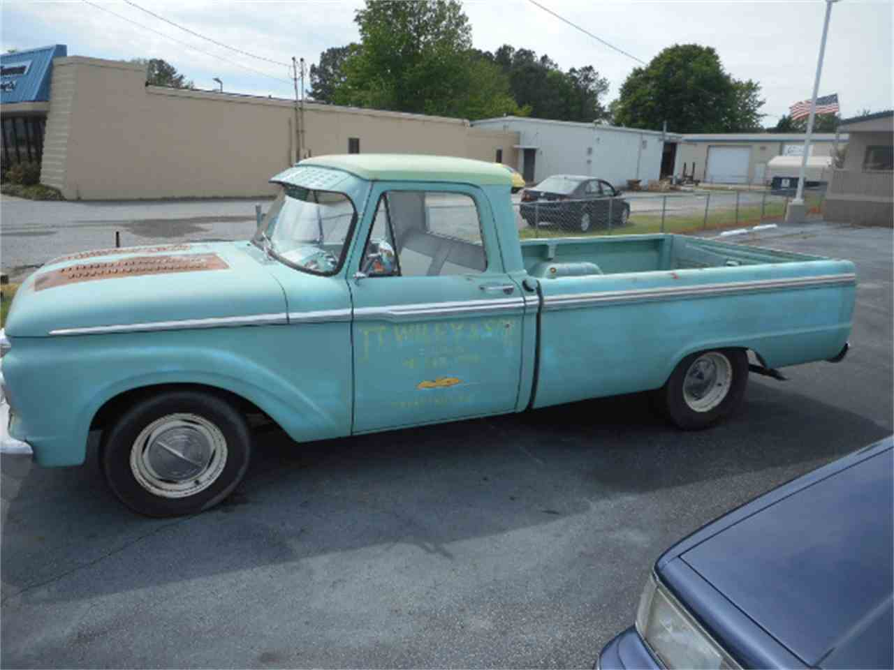 Large Picture of '65 1/2 Ton Pickup - $8,995.00 Offered by Classic Connections - KKK7