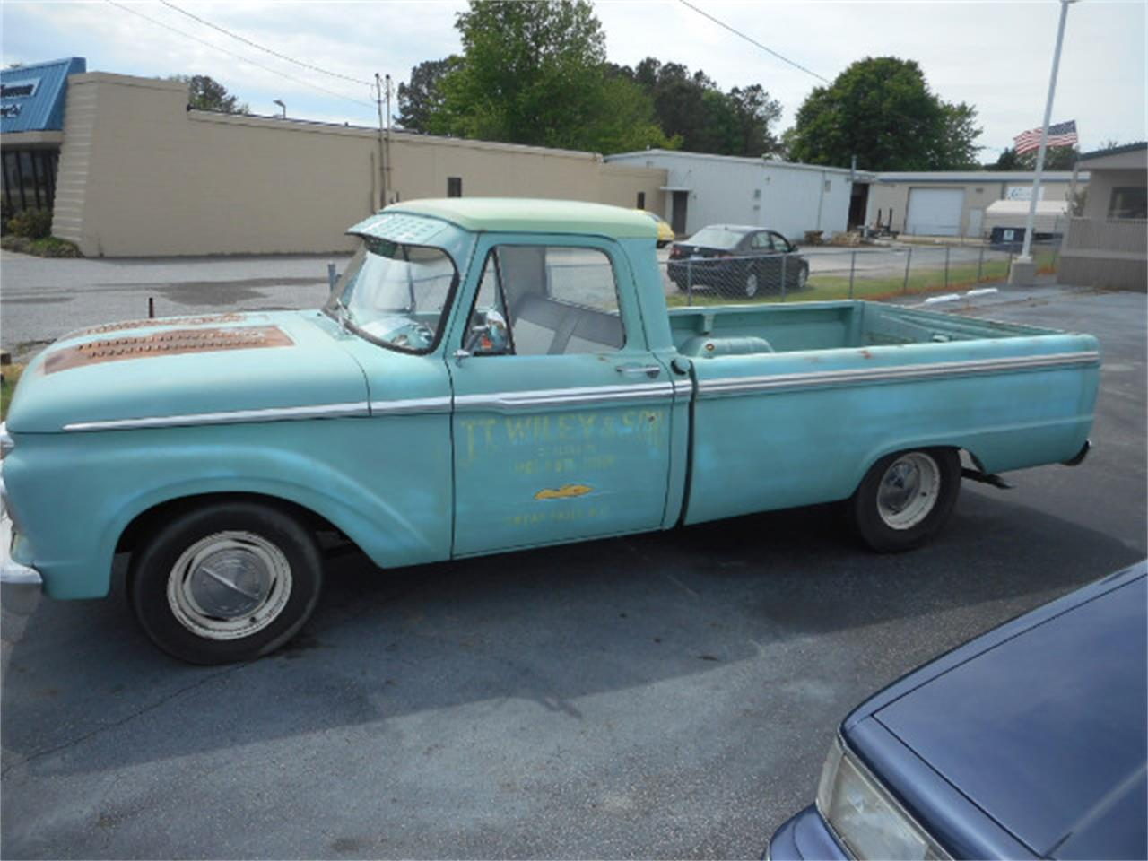Large Picture of Classic '65 Ford 1/2 Ton Pickup - KKK7