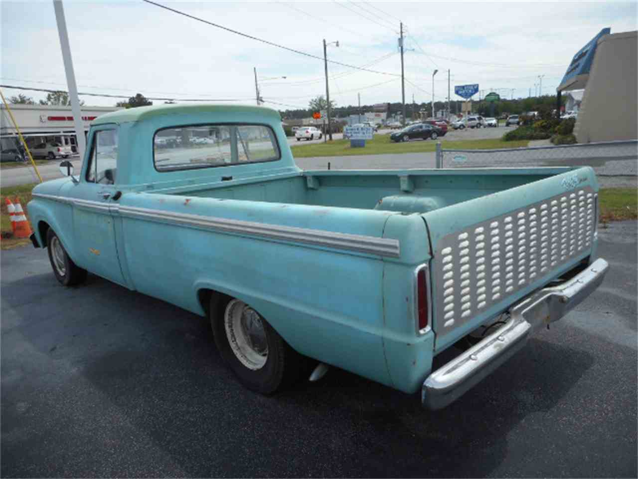 Large Picture of '65 1/2 Ton Pickup located in Greenville North Carolina - $8,995.00 - KKK7