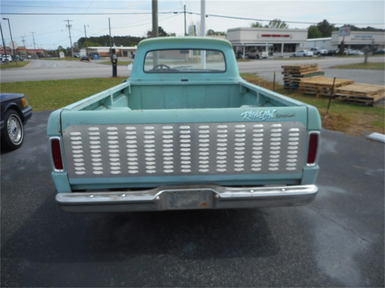Large Picture of Classic 1965 Ford 1/2 Ton Pickup - $8,995.00 - KKK7