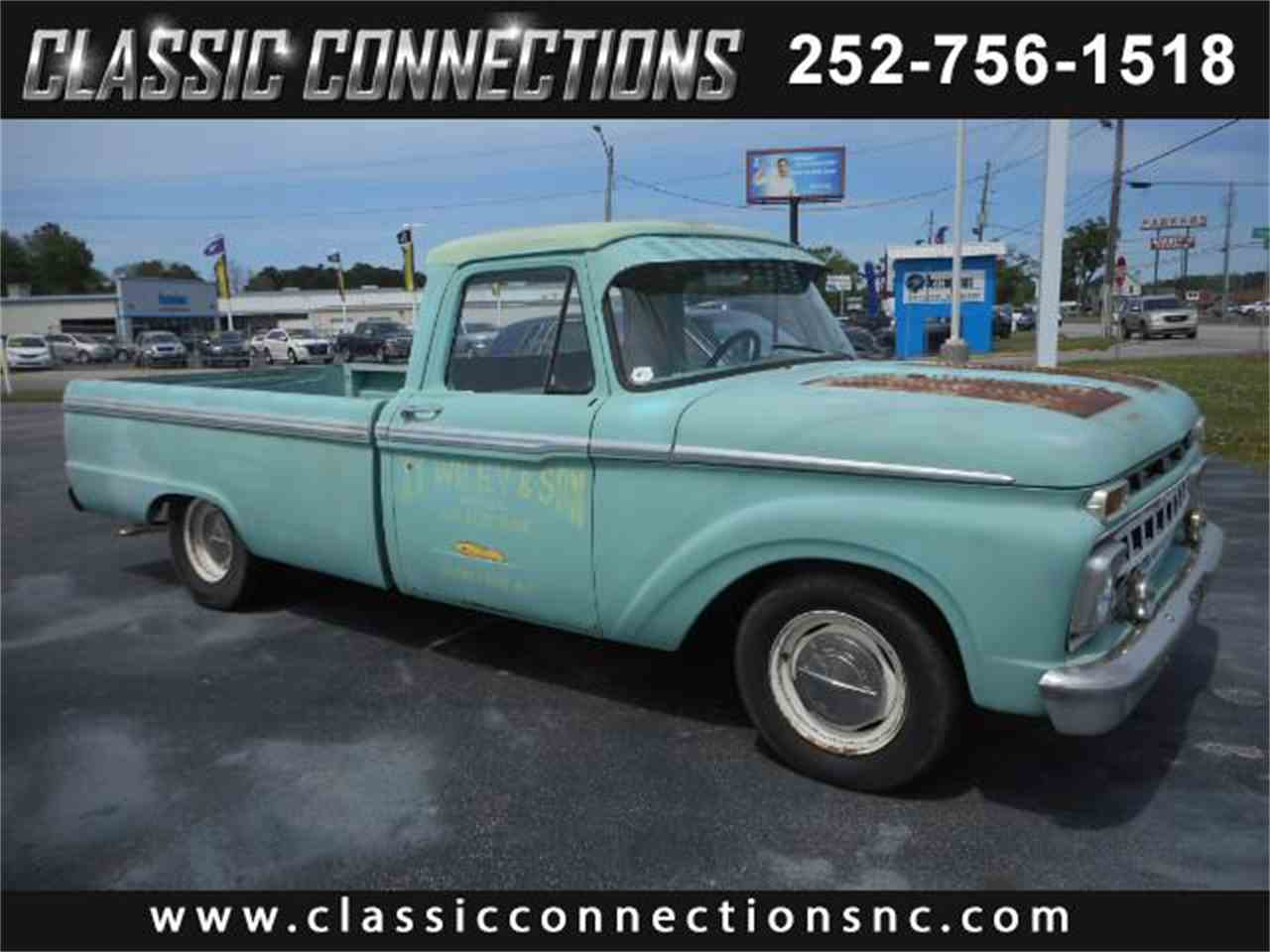 Large Picture of Classic '65 1/2 Ton Pickup located in North Carolina - KKK7