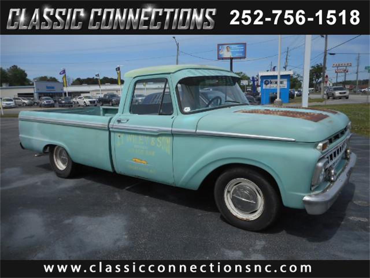 Large Picture of Classic 1965 1/2 Ton Pickup - KKK7