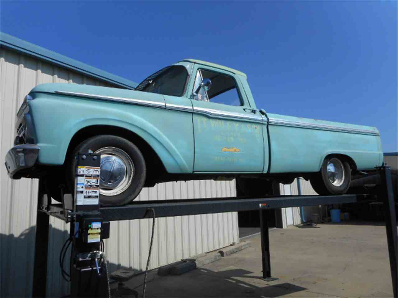 Large Picture of Classic 1965 Ford 1/2 Ton Pickup - $8,995.00 Offered by Classic Connections - KKK7
