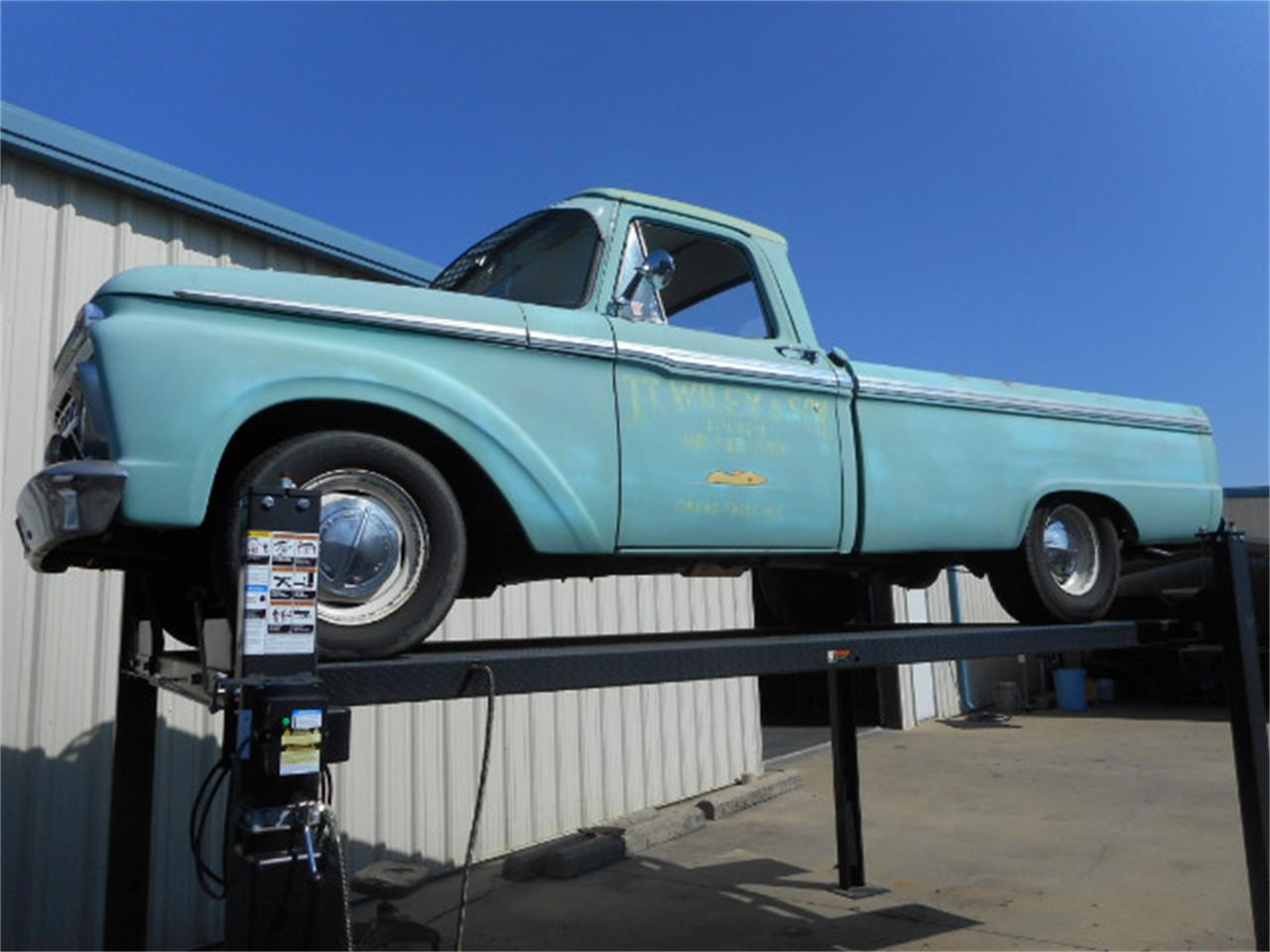 Large Picture of Classic 1965 Ford 1/2 Ton Pickup located in North Carolina - KKK7