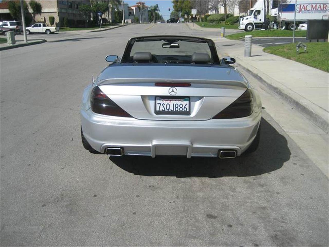 Large Picture of 2005 Mercedes-Benz SL-Class located in California - KKKQ