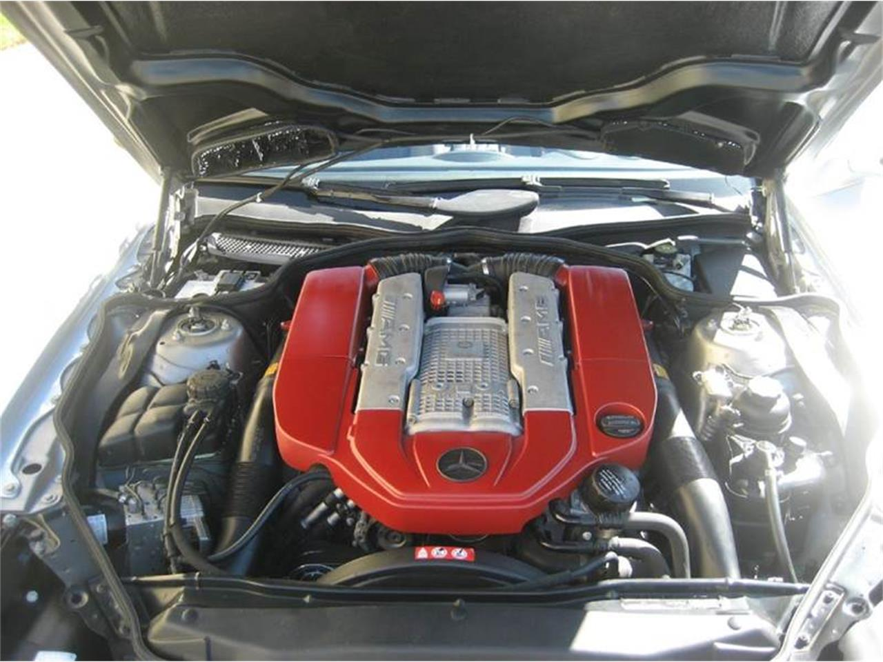 Large Picture of 2005 SL-Class located in Brea California Offered by Highline Motorsports - KKKQ