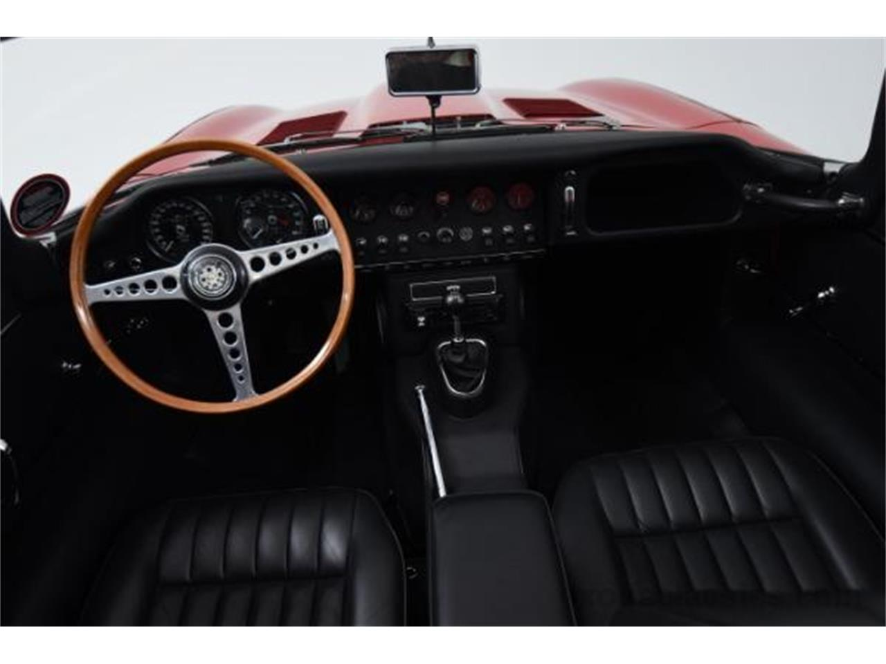 Large Picture of '66 XKE - KKKX