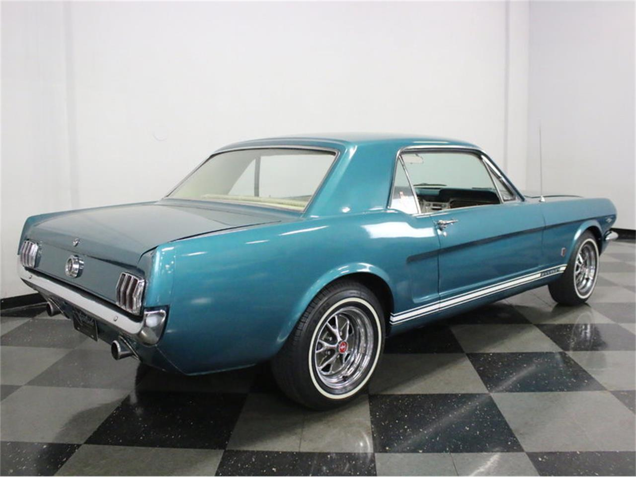 Large Picture of '65 Mustang GT - KKLT