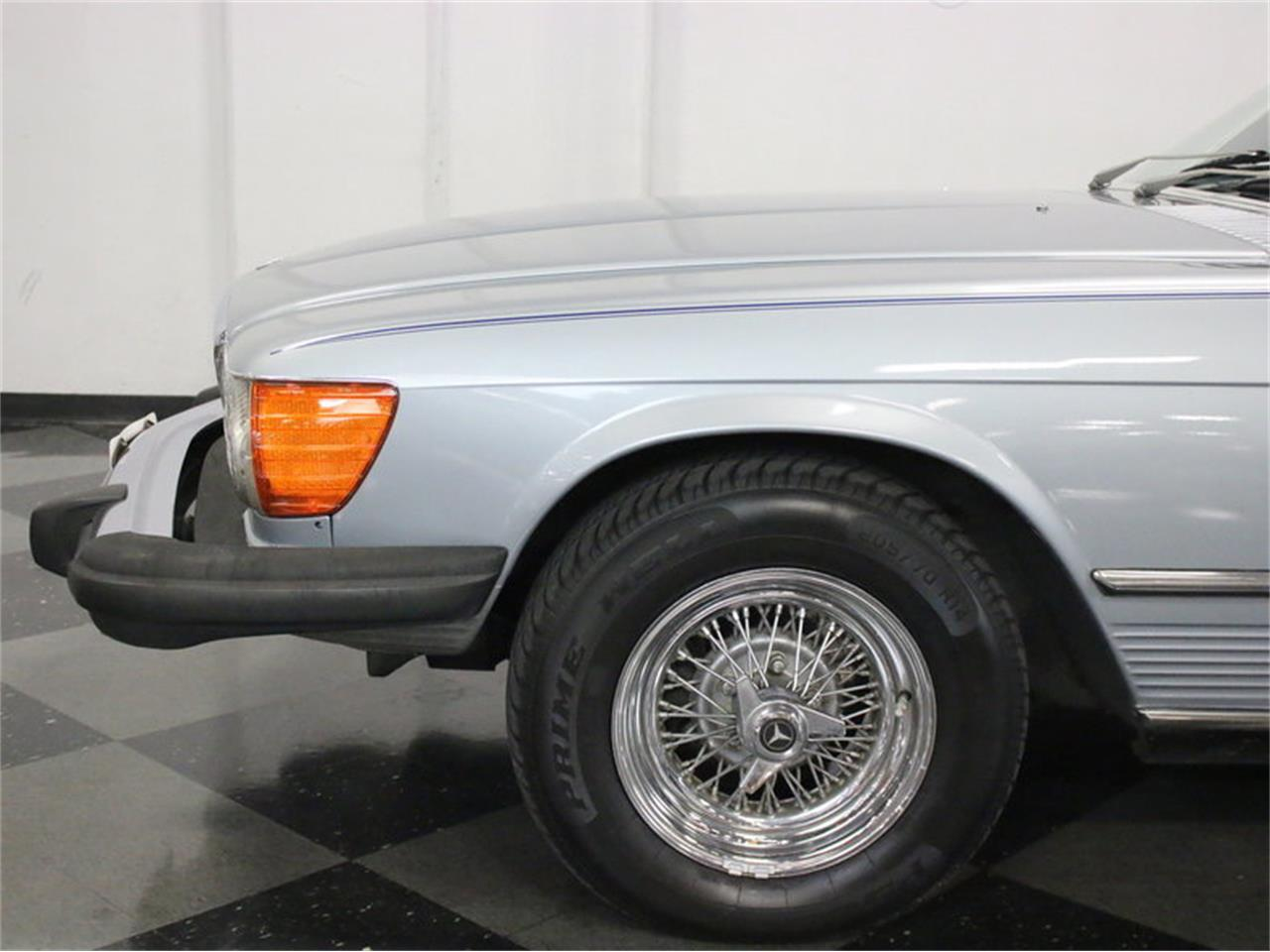 Large Picture of '80 450SL - KKLW
