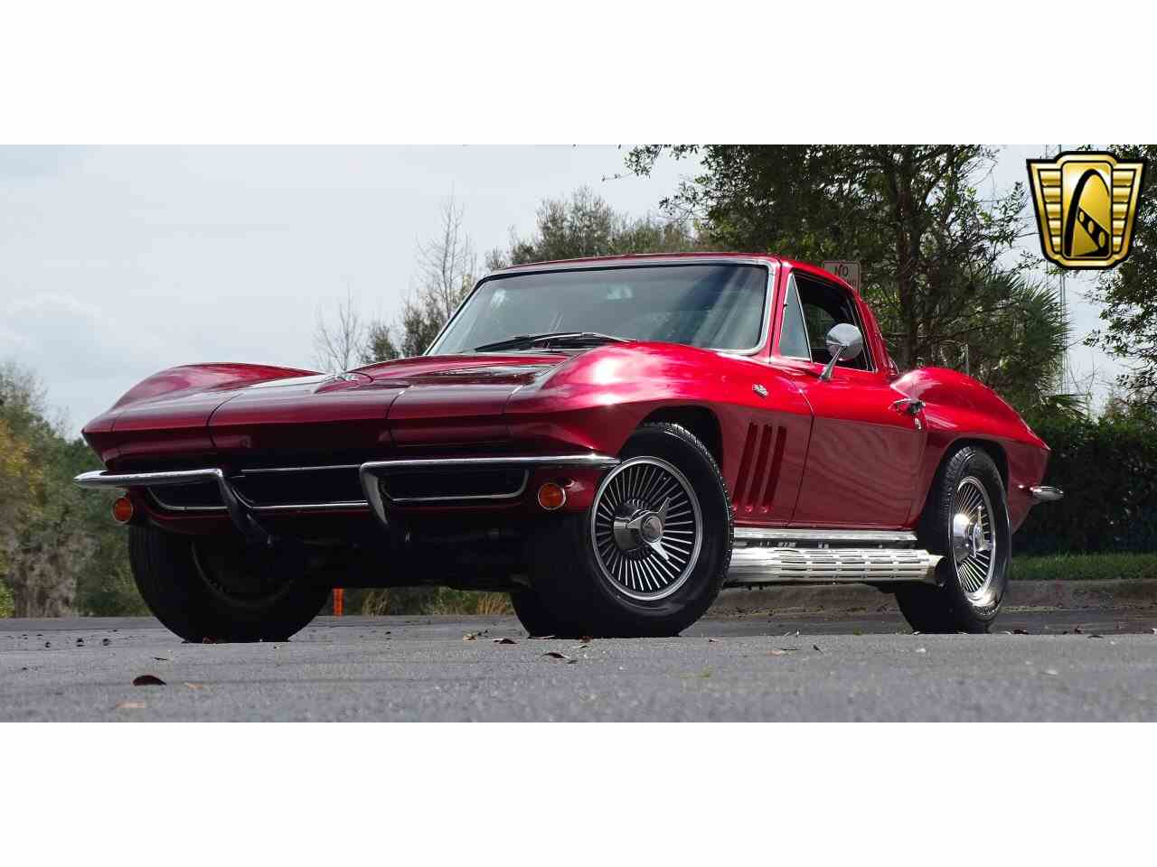 Large Picture of '65 Chevrolet Corvette Offered by Gateway Classic Cars - Orlando - KKM4