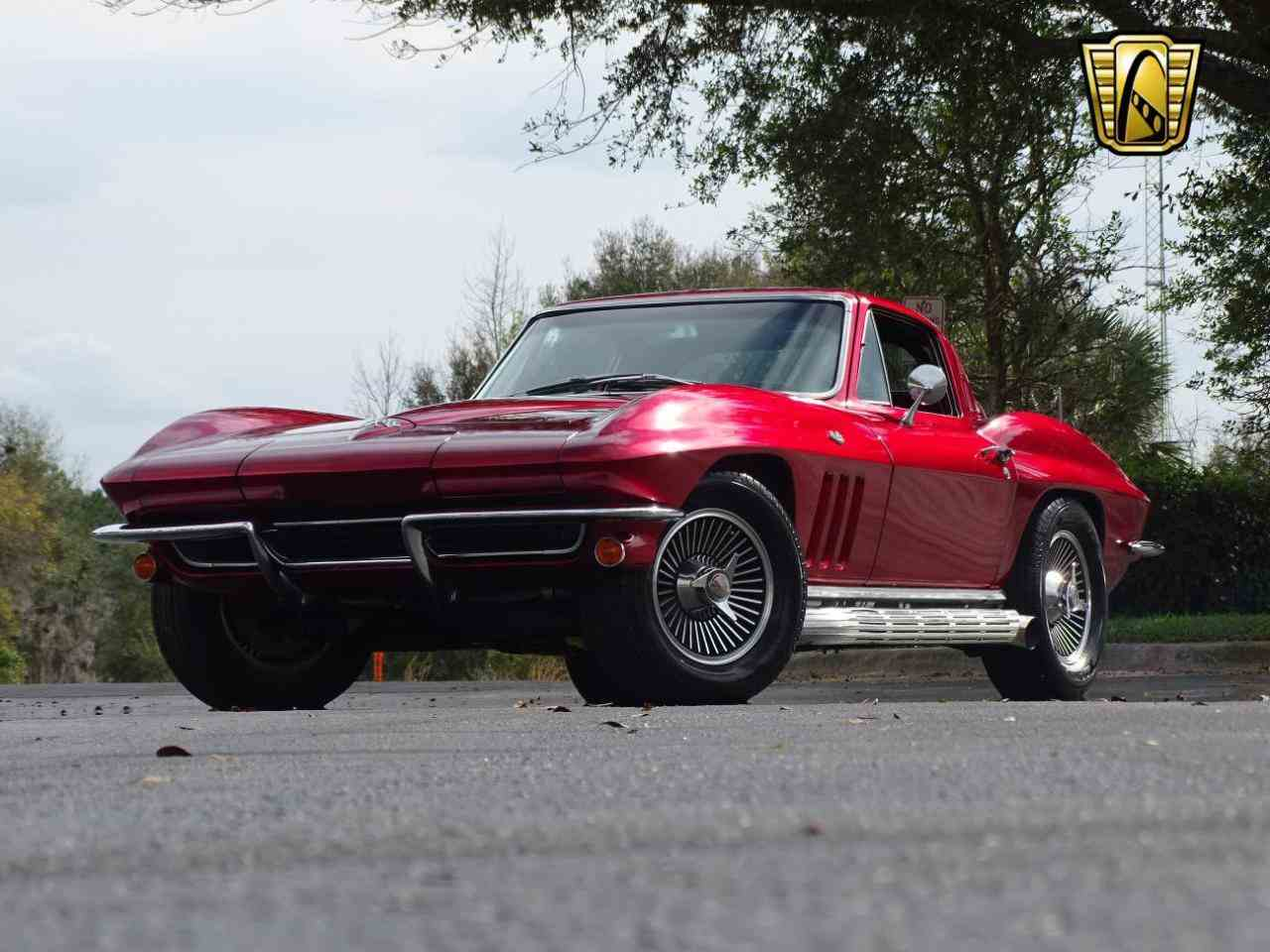 Large Picture of 1965 Corvette located in Florida - $74,000.00 Offered by Gateway Classic Cars - Orlando - KKM4
