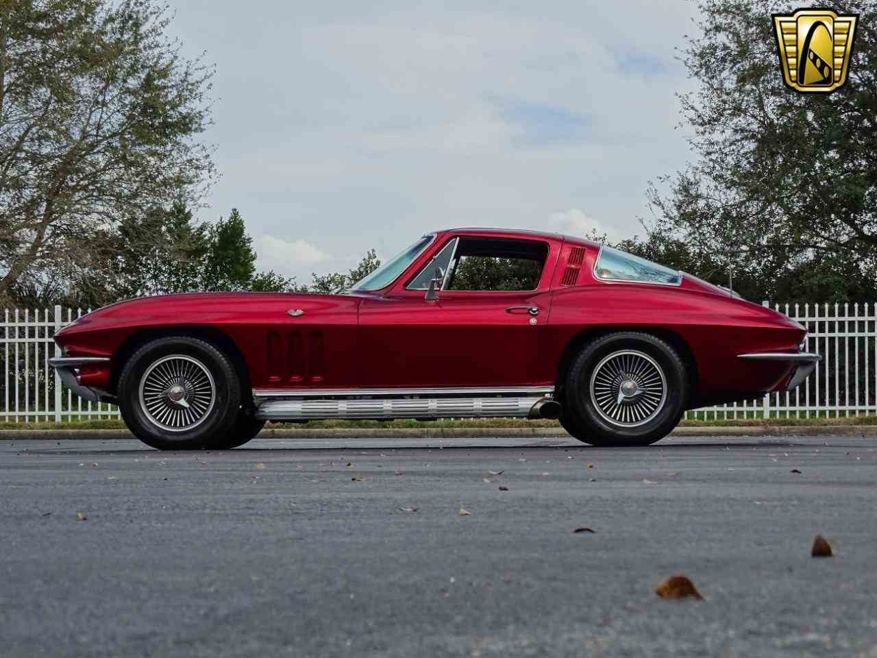 Large Picture of '65 Corvette located in Florida Offered by Gateway Classic Cars - Orlando - KKM4