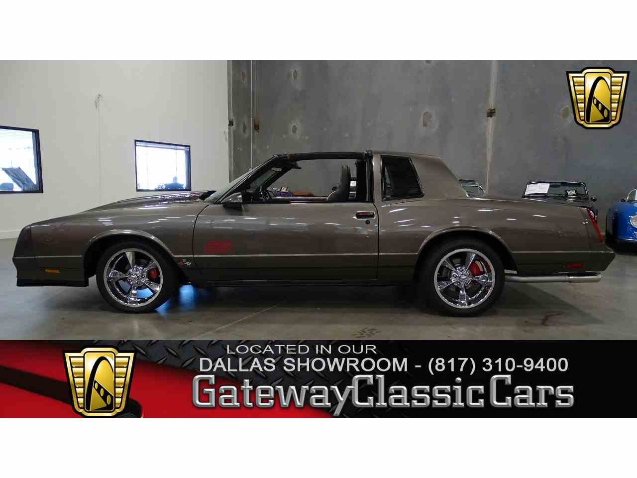 Large Picture of '87 Monte Carlo - $39,995.00 Offered by Gateway Classic Cars - Dallas - KKMI