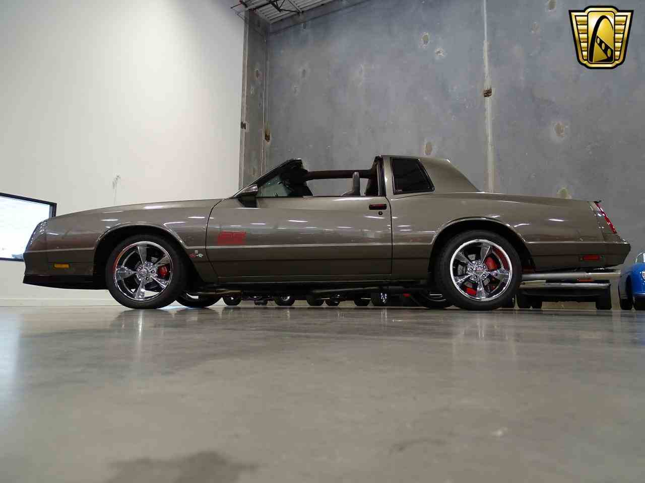 Large Picture of 1987 Chevrolet Monte Carlo located in DFW Airport Texas Offered by Gateway Classic Cars - Dallas - KKMI