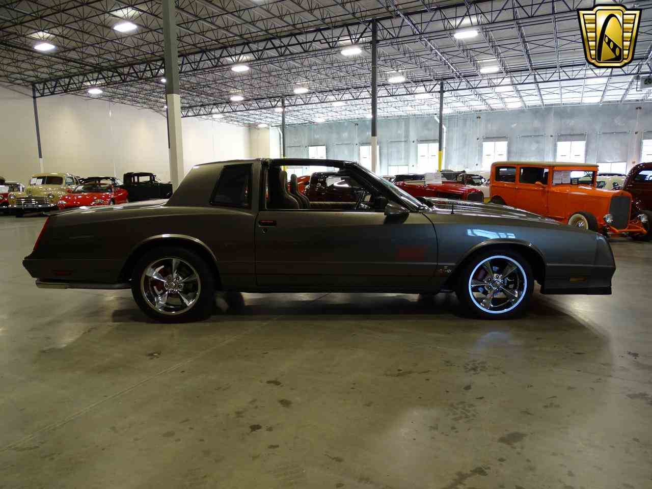 Large Picture of 1987 Monte Carlo located in DFW Airport Texas Offered by Gateway Classic Cars - Dallas - KKMI