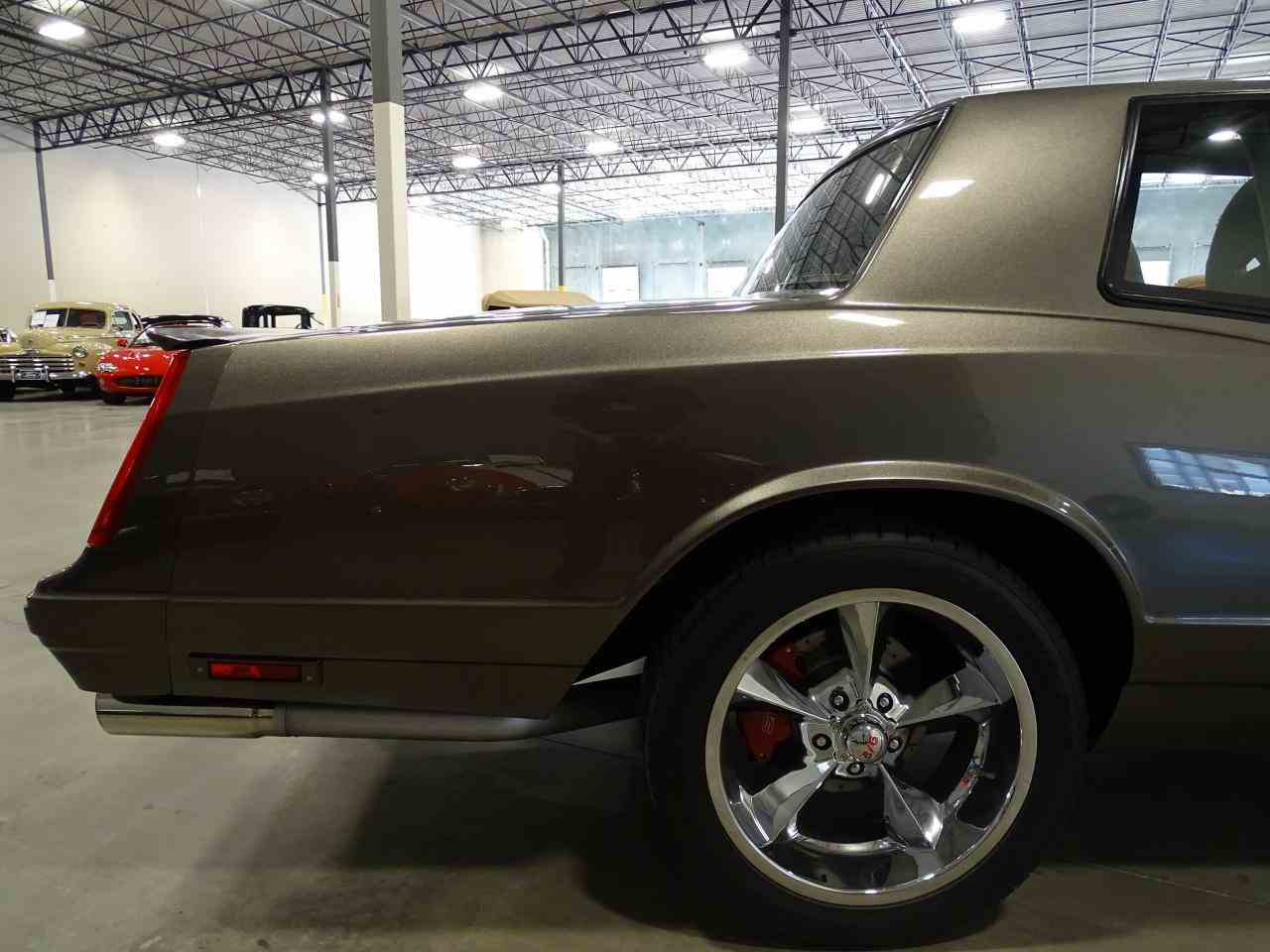 Large Picture of '87 Chevrolet Monte Carlo Offered by Gateway Classic Cars - Dallas - KKMI