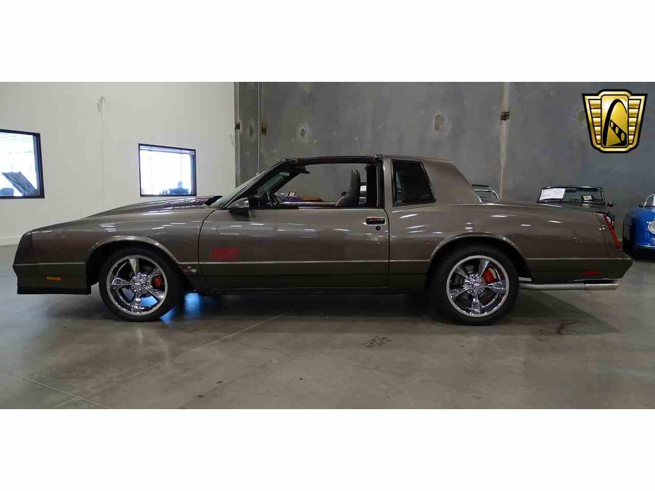 Large Picture of '87 Monte Carlo located in DFW Airport Texas - $39,995.00 Offered by Gateway Classic Cars - Dallas - KKMI