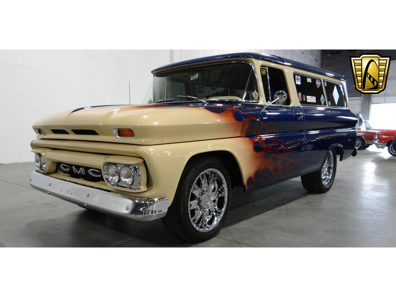 1961 Gmc Suburban For Sale The Car Chevy 4x4 Classiccars Com Cc 959853