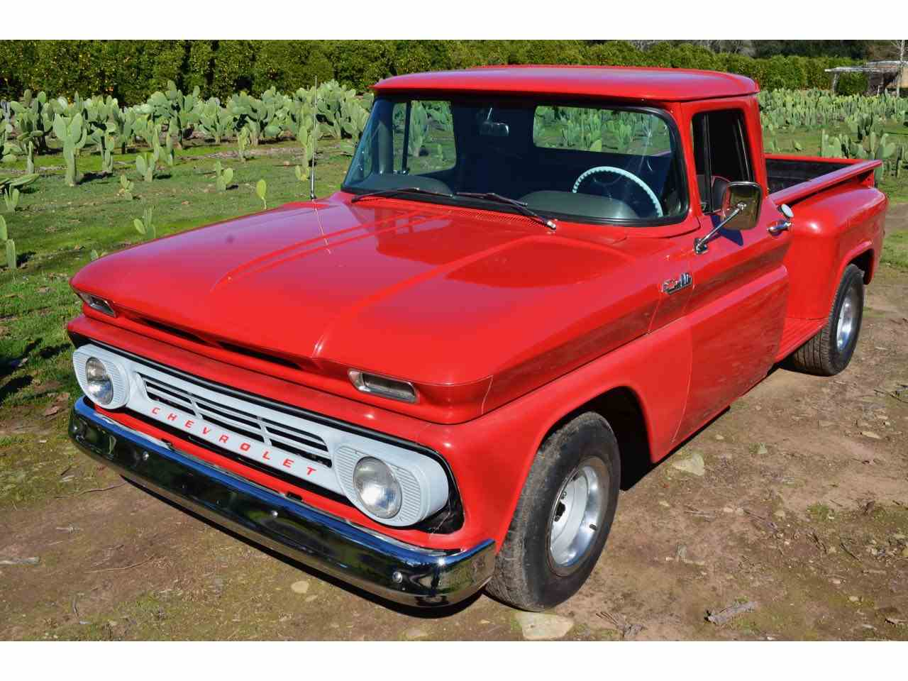 1962 Chevrolet C/K 10 for Sale | ClicCars.com | CC-959882