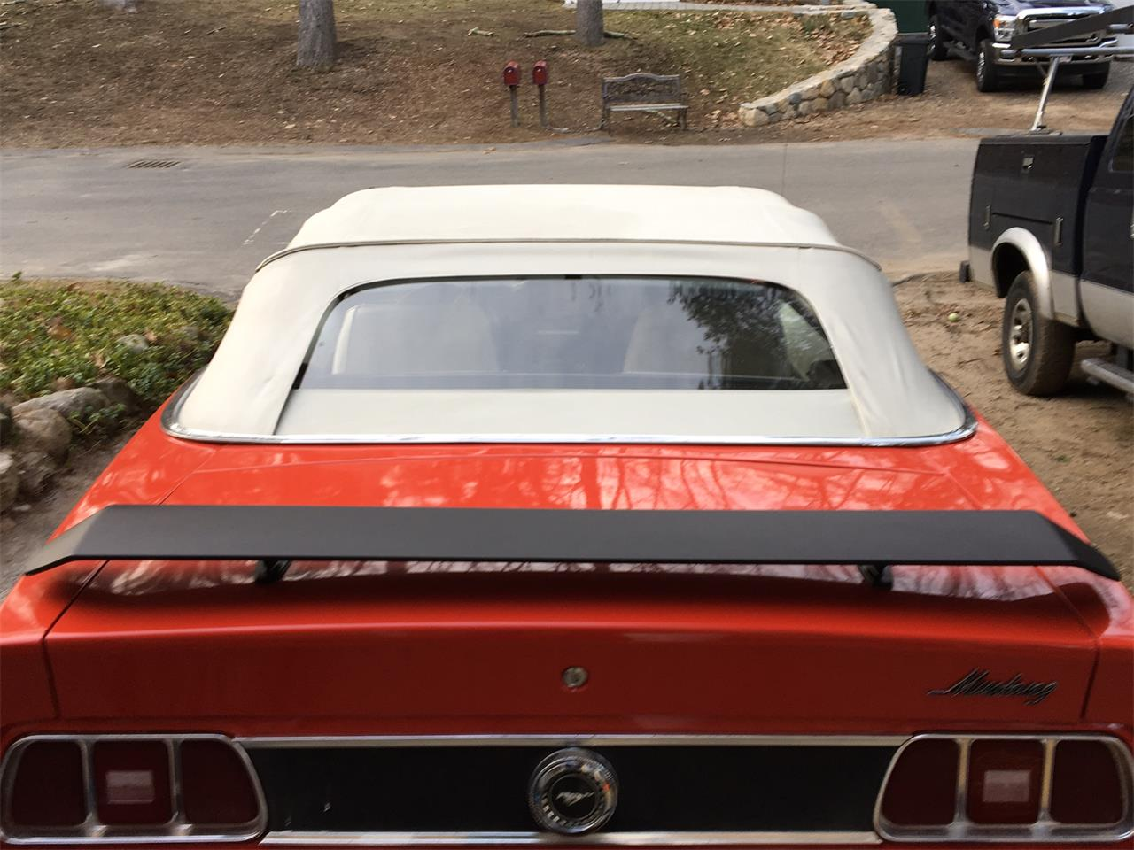 Large Picture of '73 Mustang - KKNI