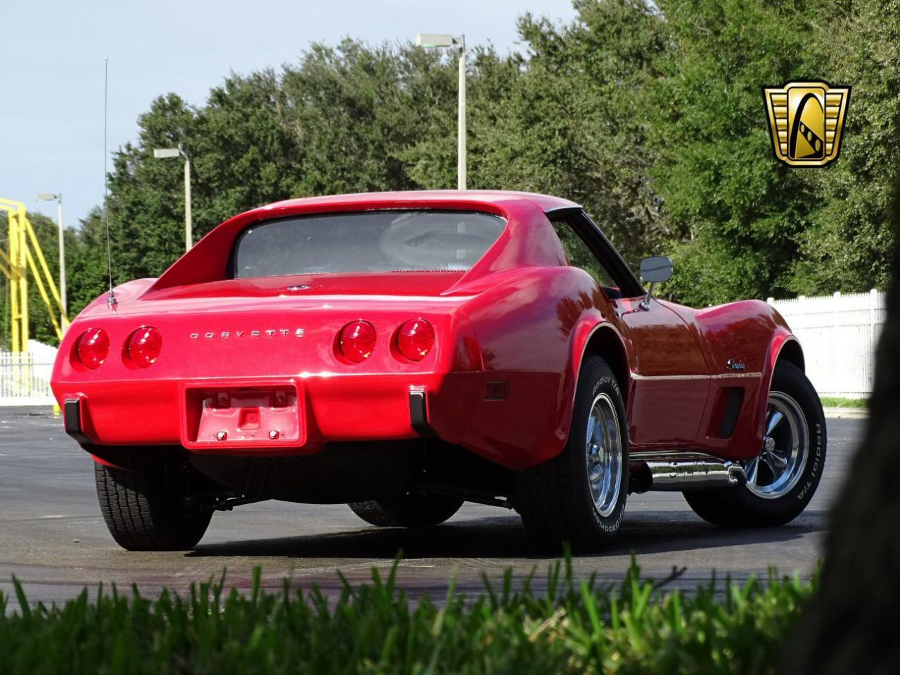 Large Picture of '75 Corvette - KDSD