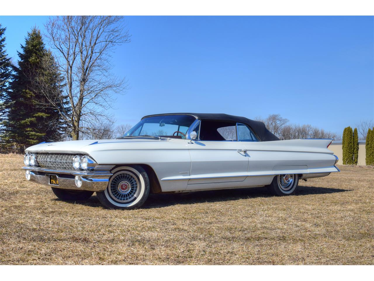 Large Picture of '61 Convertible located in Watertown Minnesota Offered by Hooked On Classics - KKNM