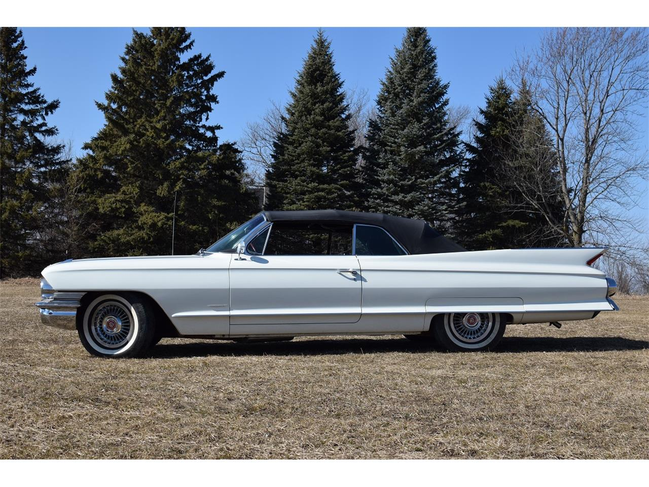 Large Picture of '61 Cadillac Convertible - KKNM