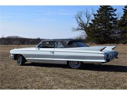 Picture of '61 Cadillac Convertible located in Minnesota - $35,000.00 Offered by Hooked On Classics - KKNM