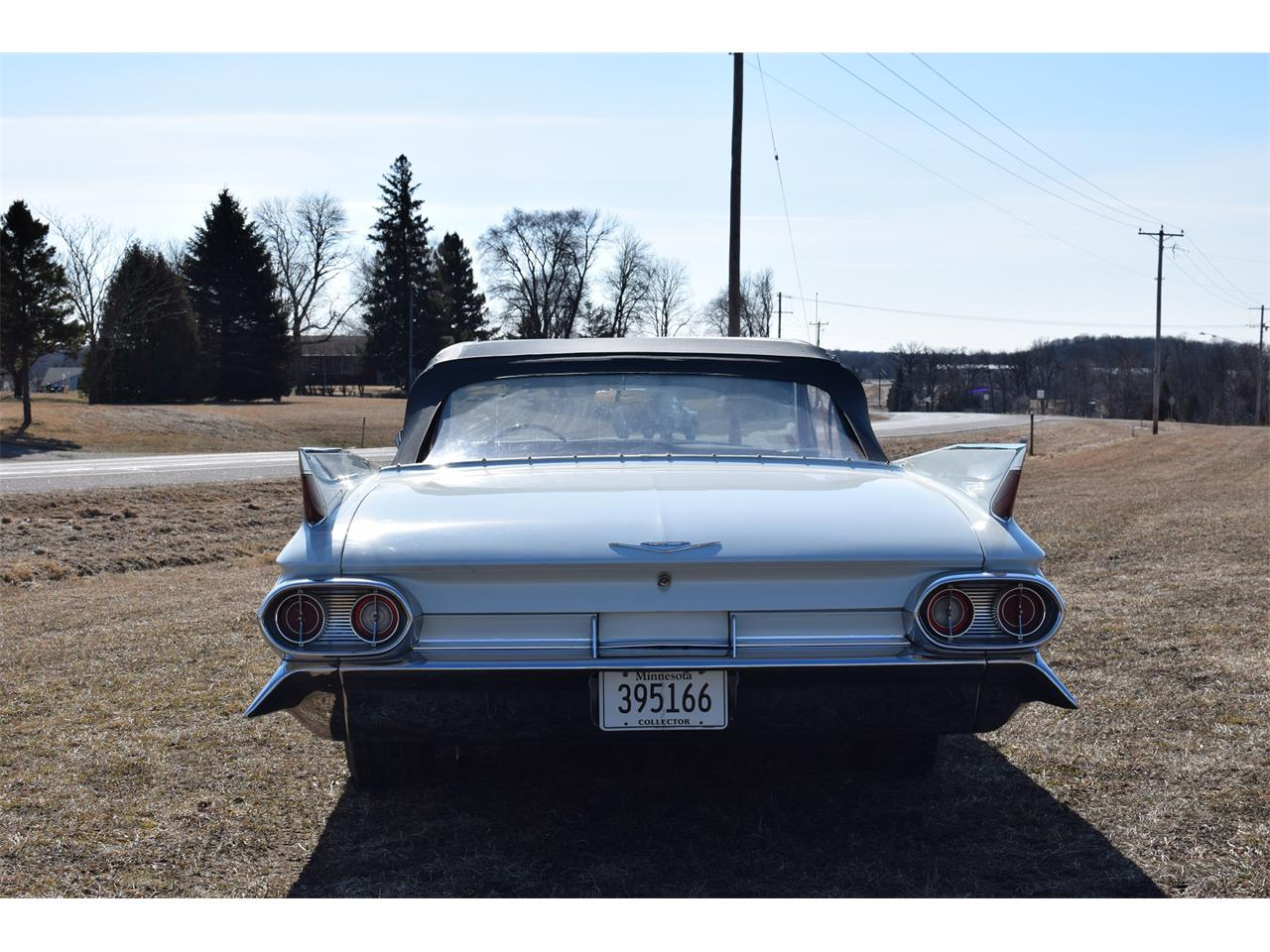 Large Picture of 1961 Convertible Offered by Hooked On Classics - KKNM