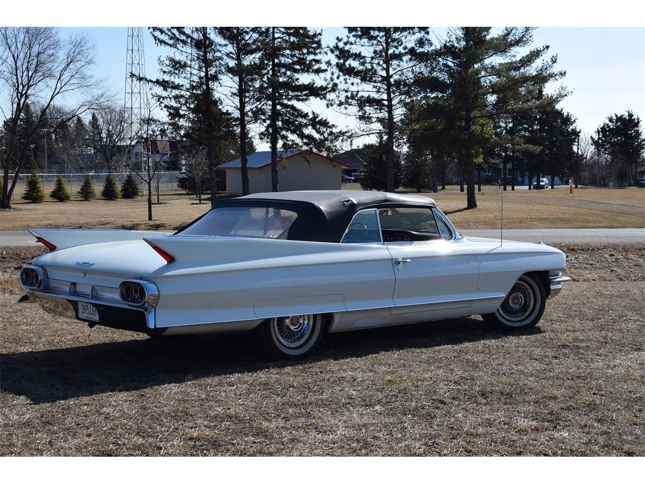 Large Picture of Classic 1961 Convertible - $35,000.00 Offered by Hooked On Classics - KKNM