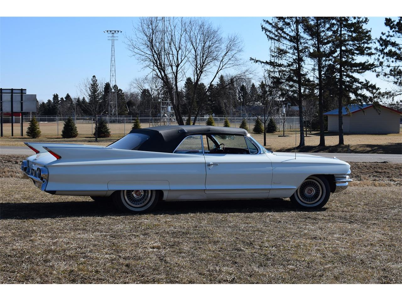 Large Picture of Classic 1961 Convertible located in Minnesota - $35,000.00 - KKNM