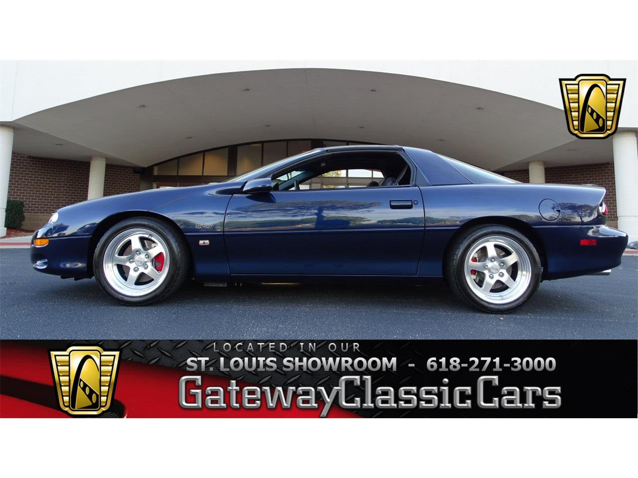 Large Picture of '02 Chevrolet Camaro located in O'Fallon Illinois Offered by Gateway Classic Cars - St. Louis - KDSG