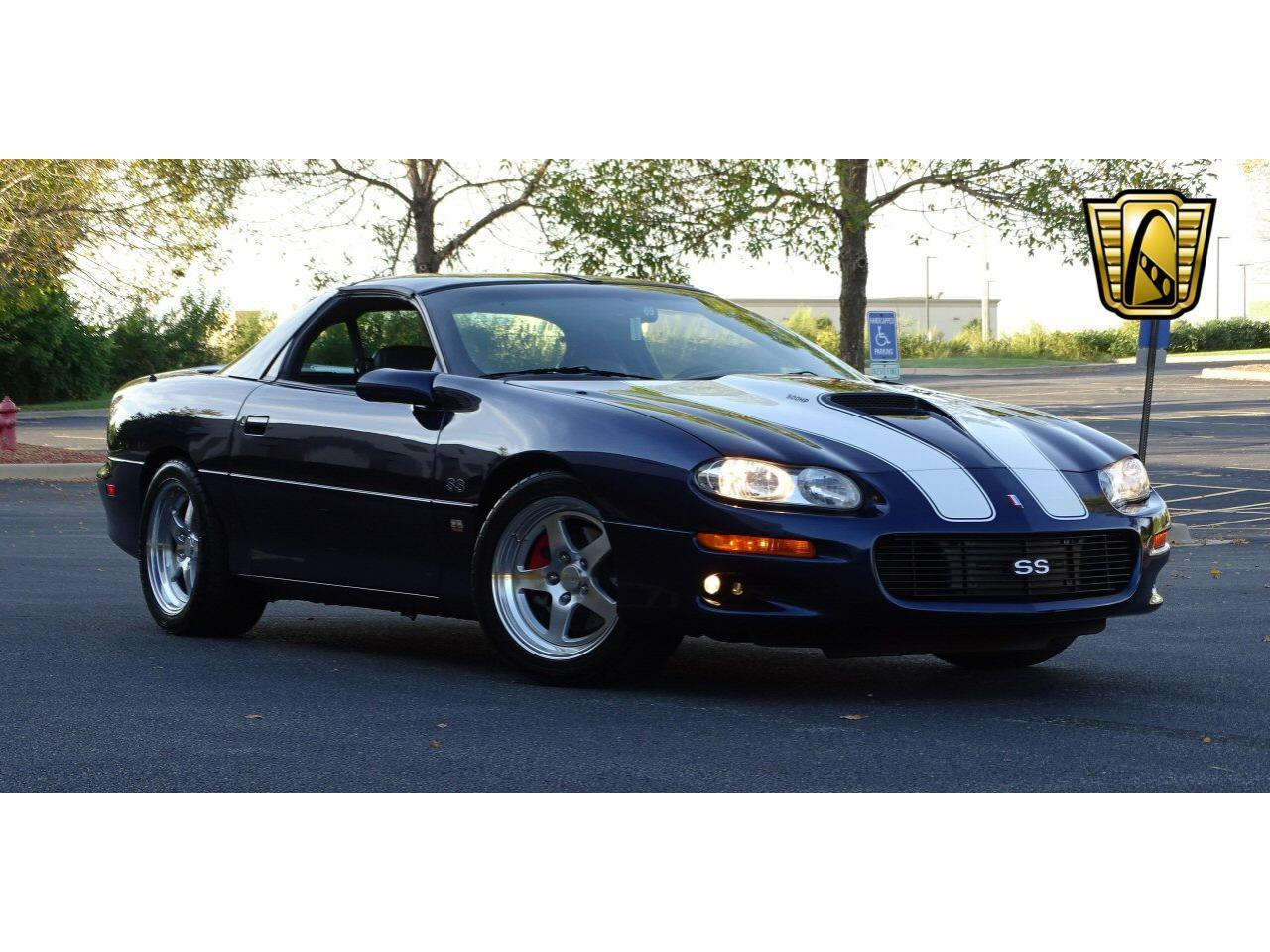 Large Picture of 2002 Camaro located in Illinois - $53,000.00 Offered by Gateway Classic Cars - St. Louis - KDSG