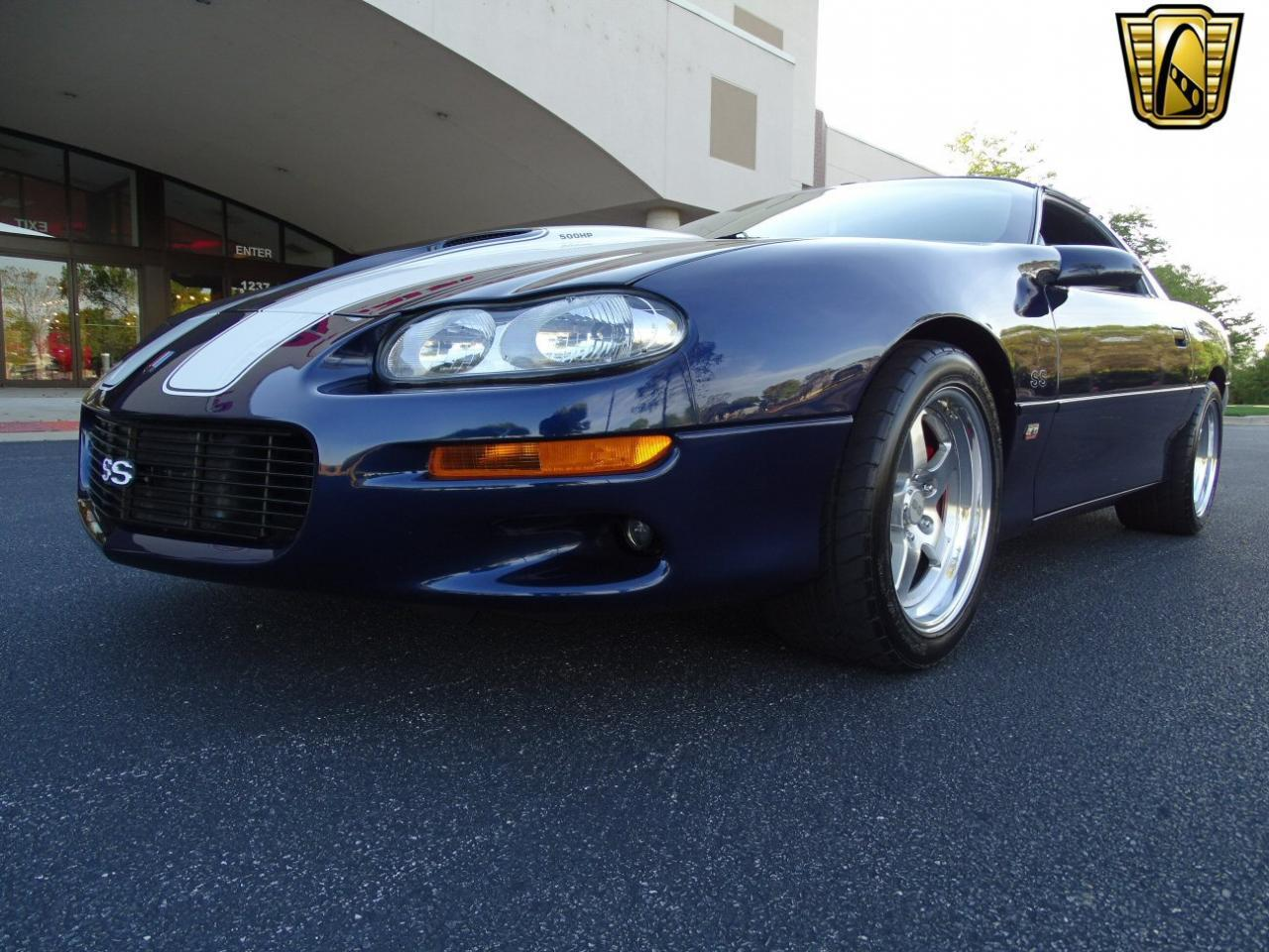 Large Picture of '02 Camaro located in Illinois Offered by Gateway Classic Cars - St. Louis - KDSG