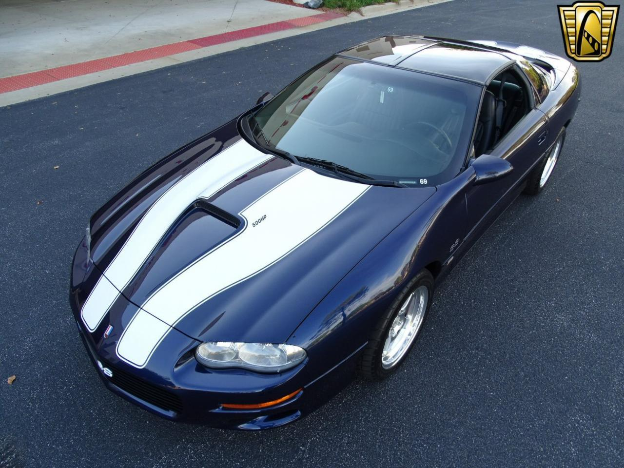 Large Picture of 2002 Chevrolet Camaro located in O'Fallon Illinois - KDSG