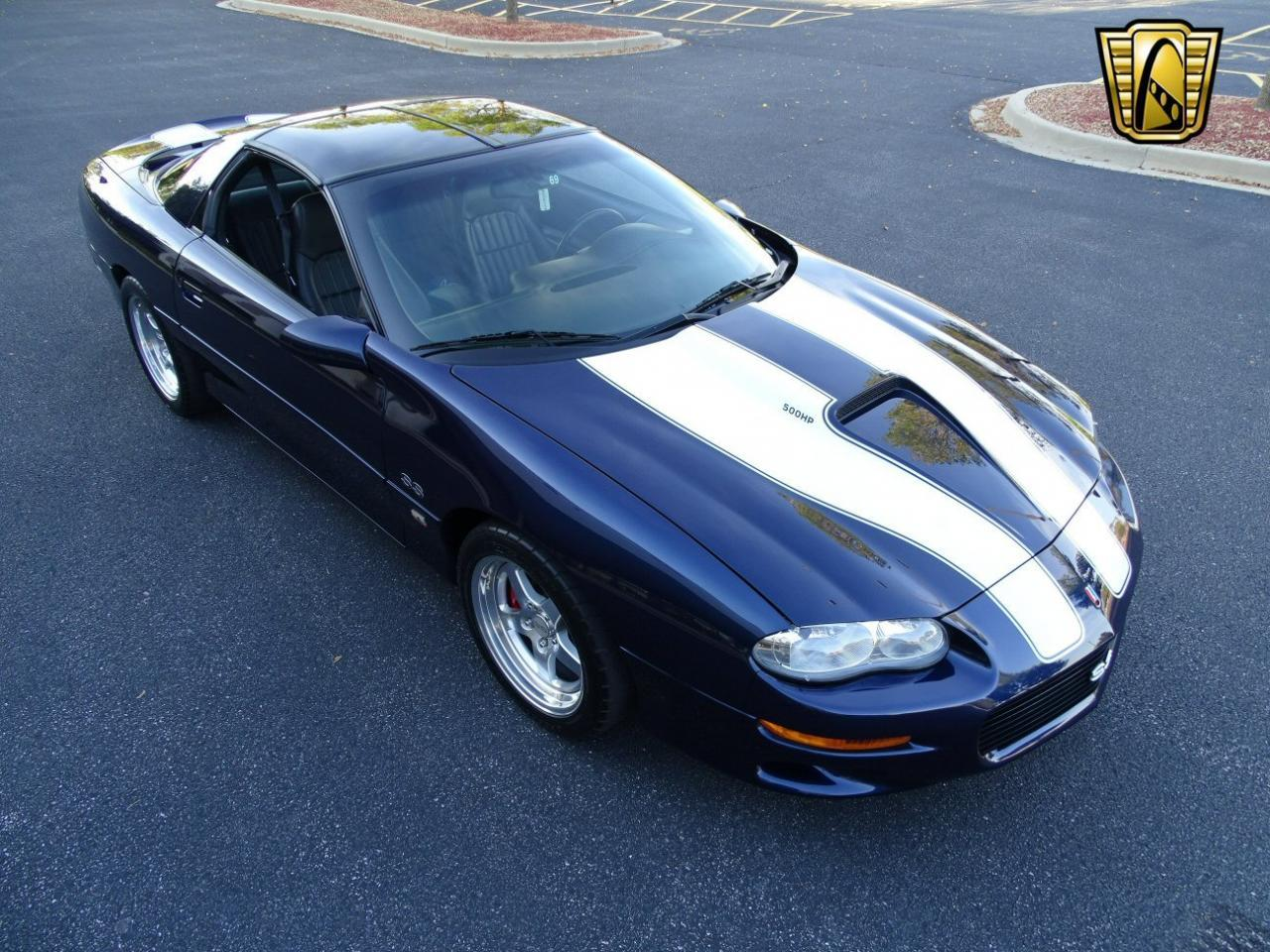 Large Picture of 2002 Chevrolet Camaro located in Illinois Offered by Gateway Classic Cars - St. Louis - KDSG
