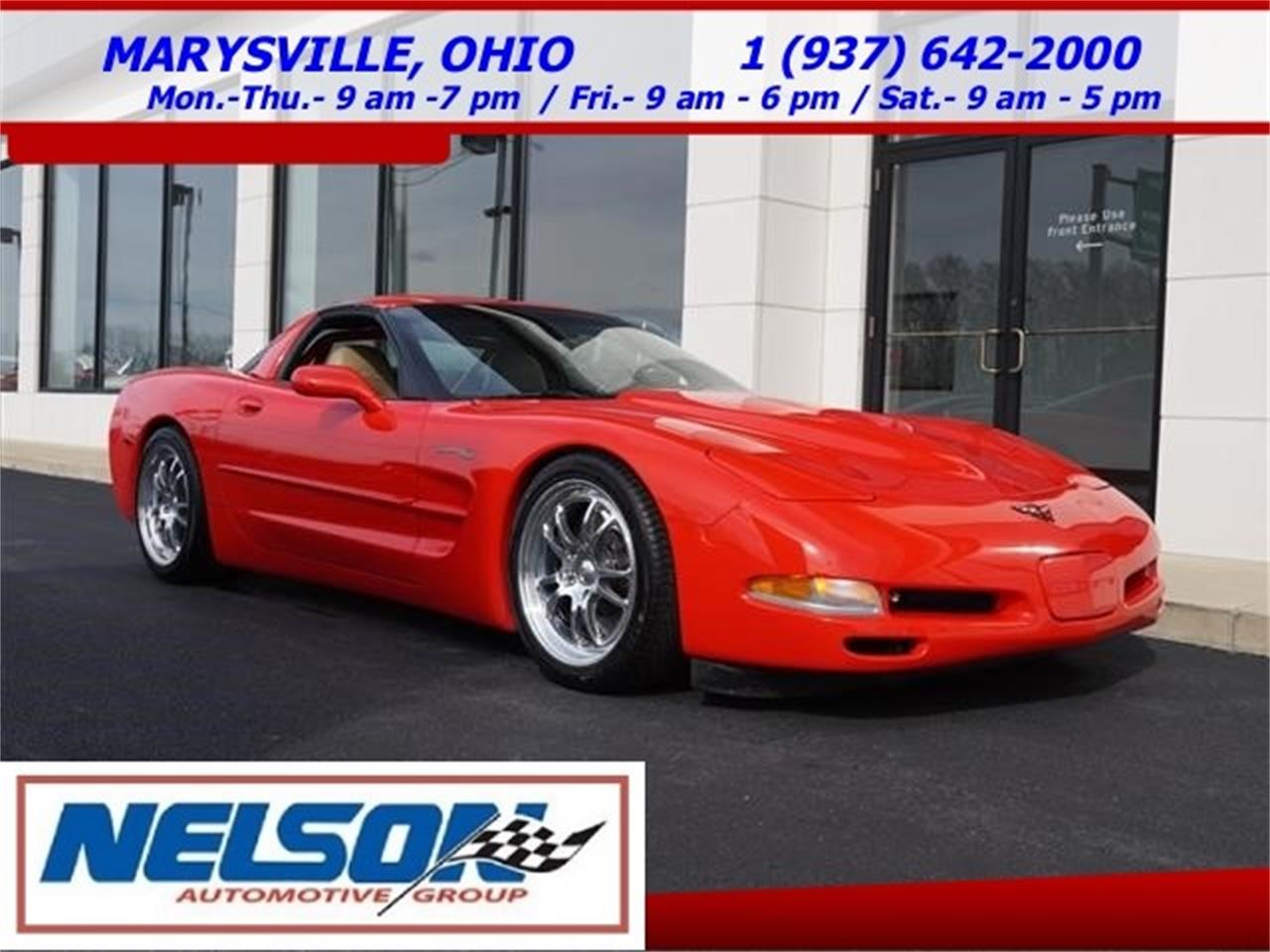 Large Picture of 1998 Chevrolet Corvette located in Ohio - $34,999.00 Offered by Nelson Automotive, Ltd. - KKOM