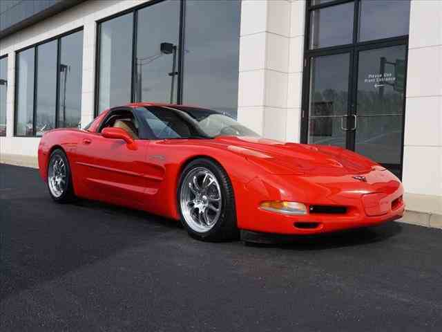 Picture of '98 Corvette - KKOM