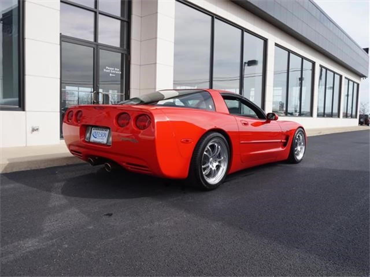 Large Picture of 1998 Chevrolet Corvette located in Marysville Ohio Offered by Nelson Automotive, Ltd. - KKOM